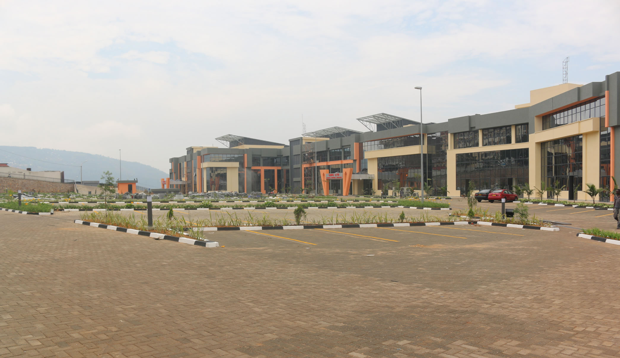 CONSTRUCTION OF CHIC BUILDING (PHASE 2)