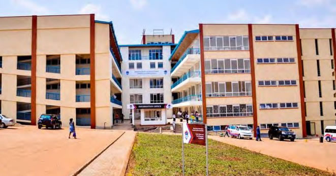 CONSTRUCTION OF MT. KENYA UNIVERSITY (RWANDA)