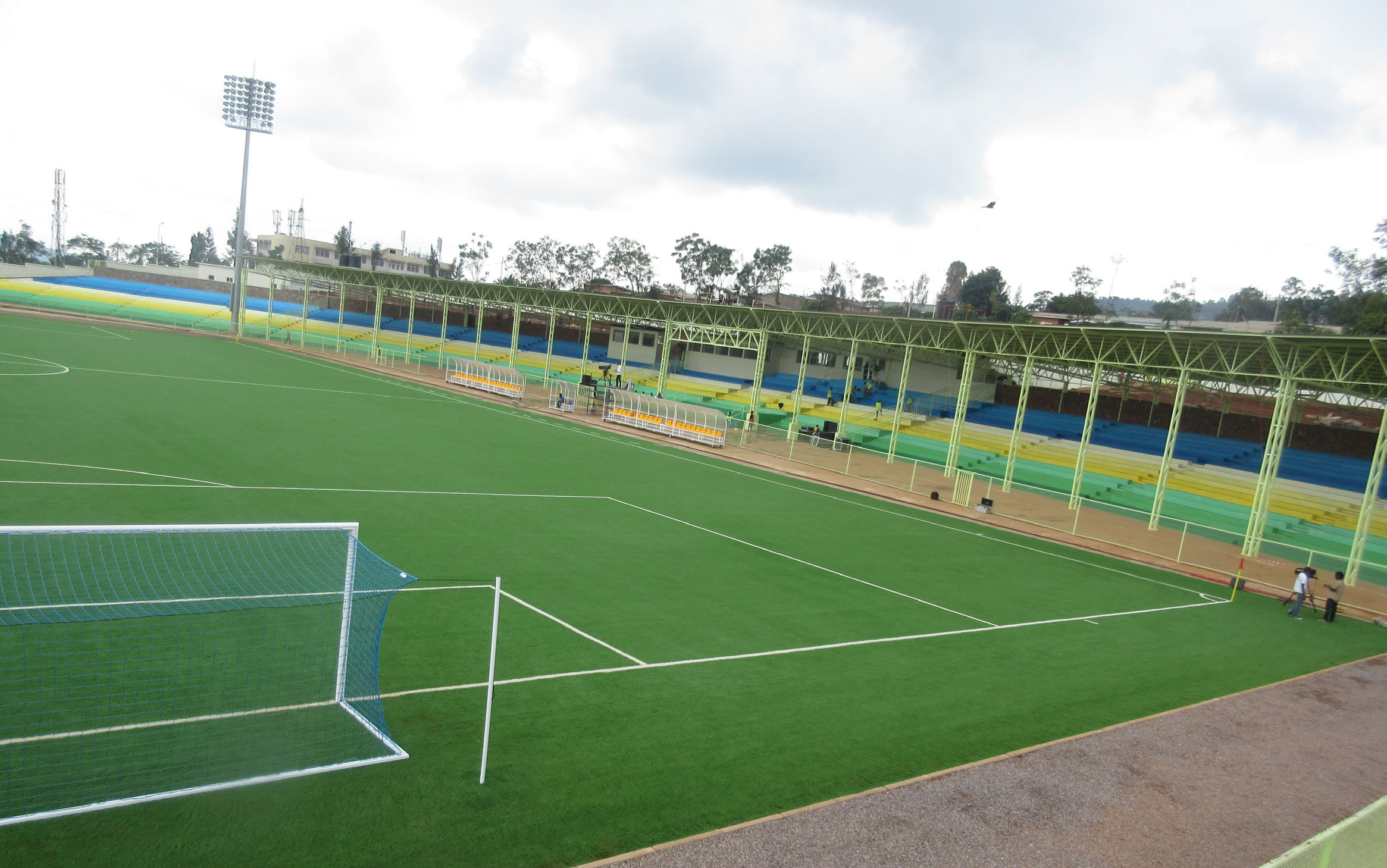 REHABILITATION AND UPGRADING OF NYAMIRAMBO AND UMUGANDA STADIUM