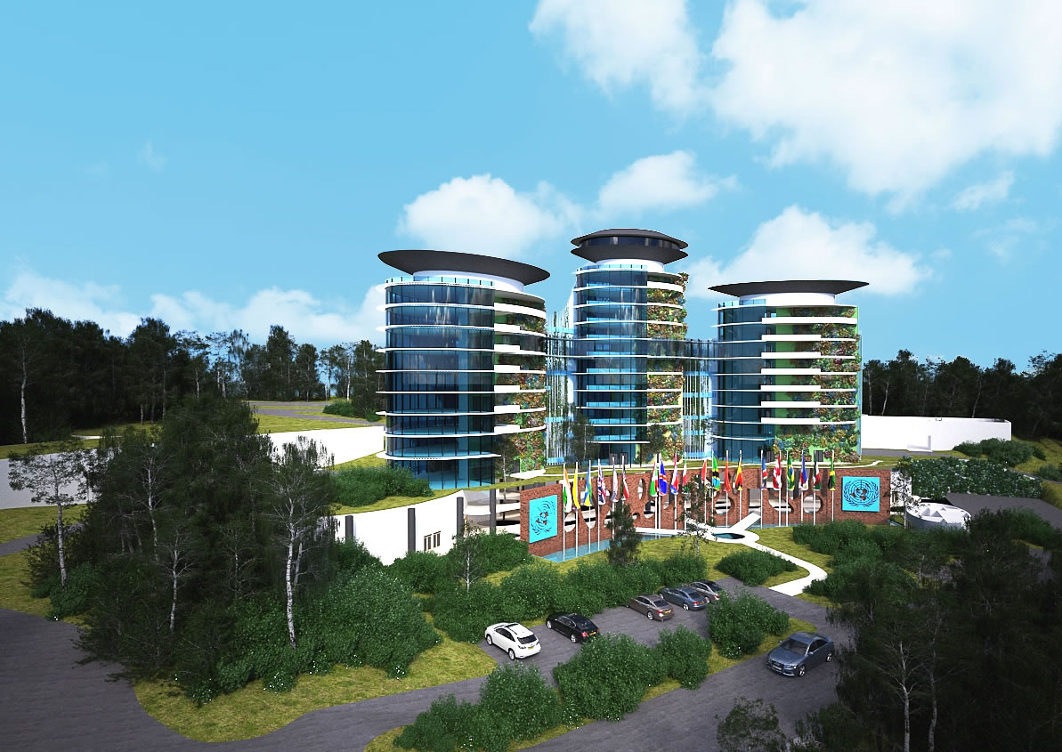 One UN House (Rwanda)